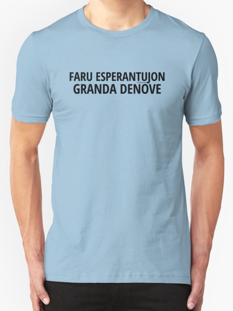 faru esperantujon granda denove www.cxemizoj.com